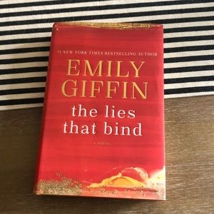 Emily Griffin book 🎈